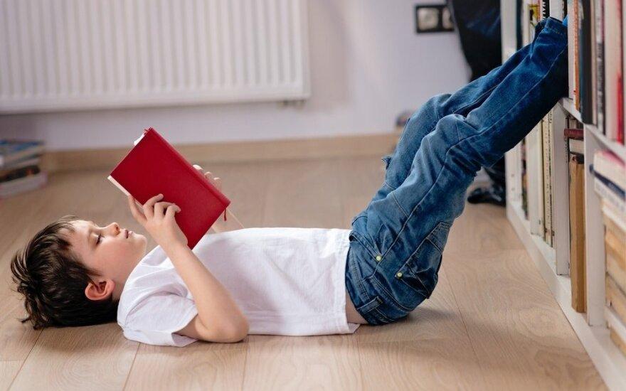 Abėcėlė tėveliams: kaip įkvėpti vaiką mokytis?