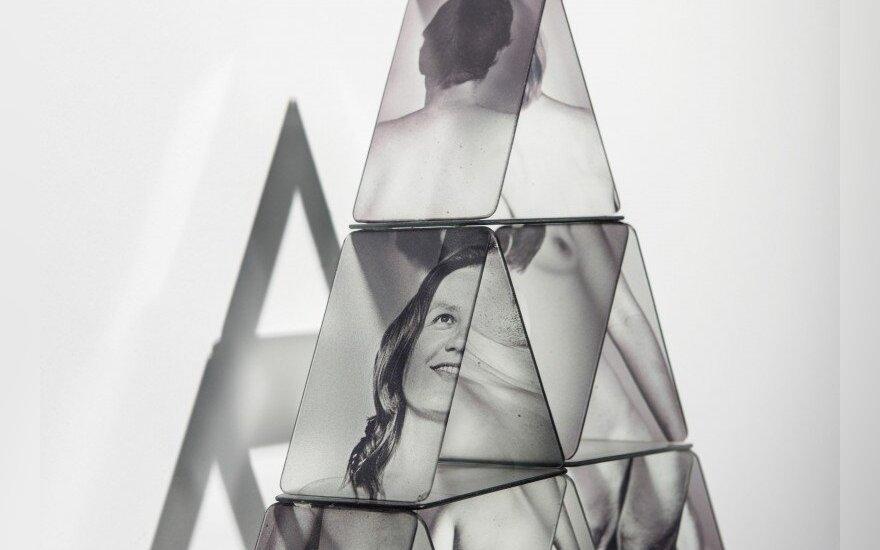 Lietuvės kūrinys – Murano stiklo muziejuje