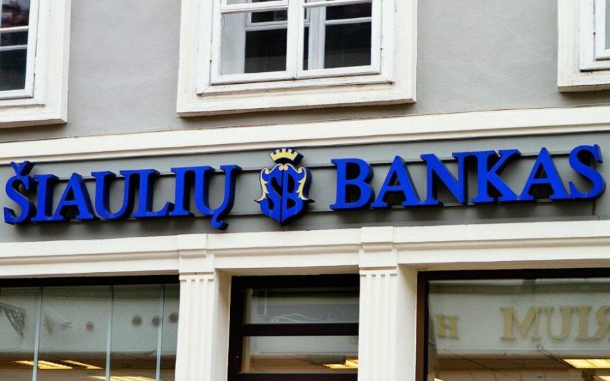 Šiaulių banke – pirmieji Ūkio banko klientai