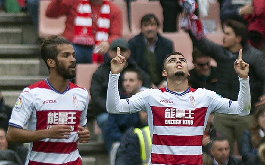 """""""Granada"""" futbolininkai"""