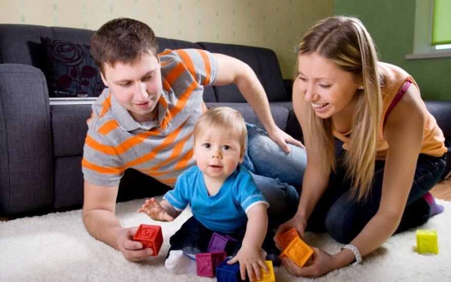 Ko reikia šeimai, kad lengviau įveiktų sunkumus