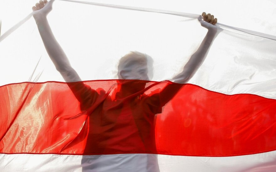 Istorinė Baltarusijos vėliava