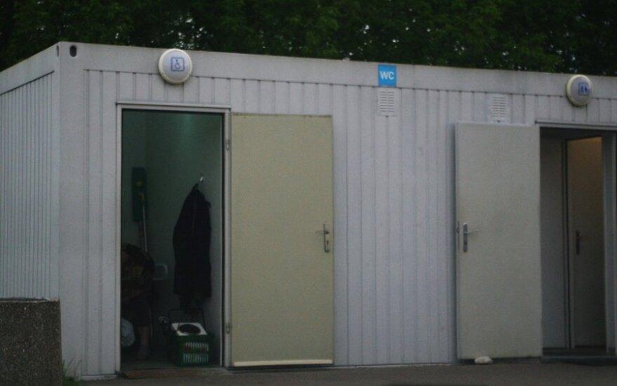 Pamačiusi viešąjį tualetą pasibaisėjo: jis tragiškos būklės
