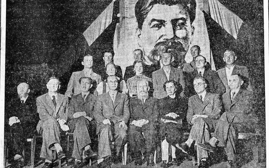 Istorikas apie Škirpą: jis yra vienas didžiausių Lietuvos istorijos rašymo sukčių