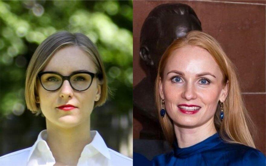 Olga Štangej, Inga Minelgaitė