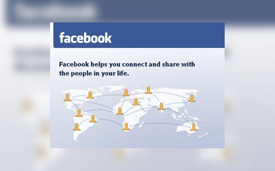 """Pasiteisino """"Facebook"""" panikos mygtukas"""