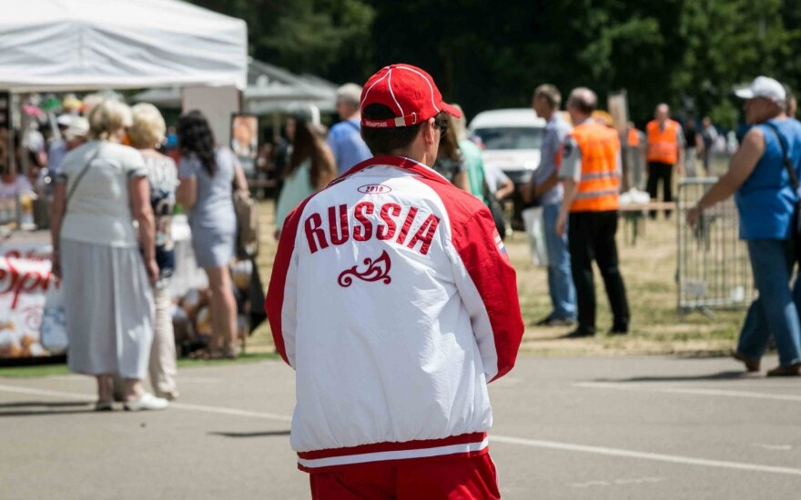 """Ukrainietė įvertino Rusų kultūros dieną Vilniuje: žodis """"nekenčiu"""" pelnytai gali būti įvardytas kaip to renginio leitmotyvas"""