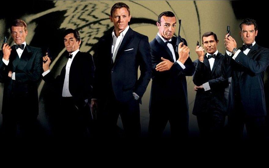 Džeimsas Bondas