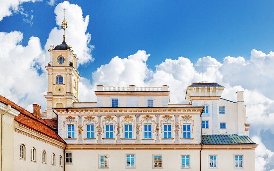 Vilniaus universitetas (nuotr. Edgaro Kurausko)