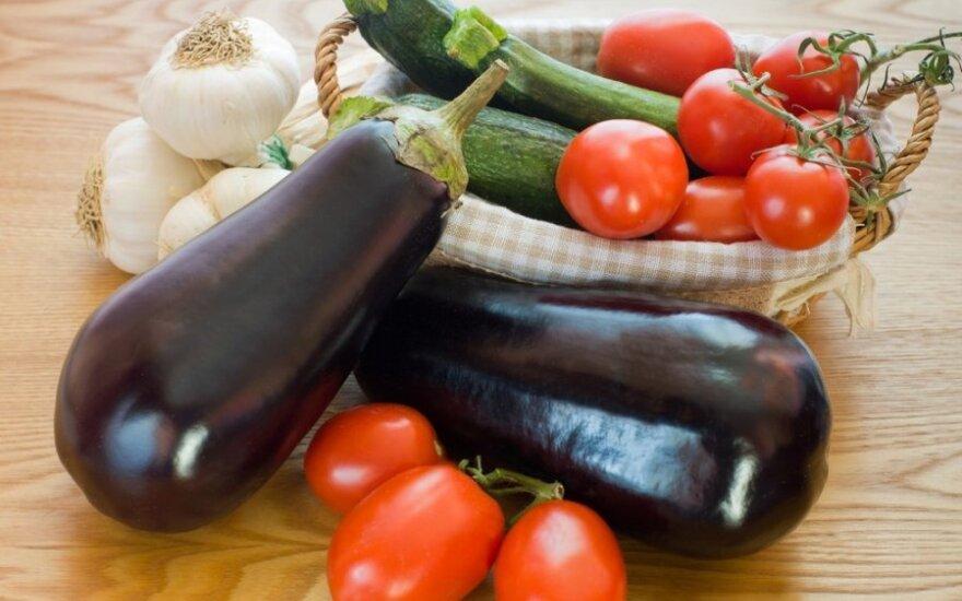 Lietuviškos daržovės prekybos centruose – kokybiškos