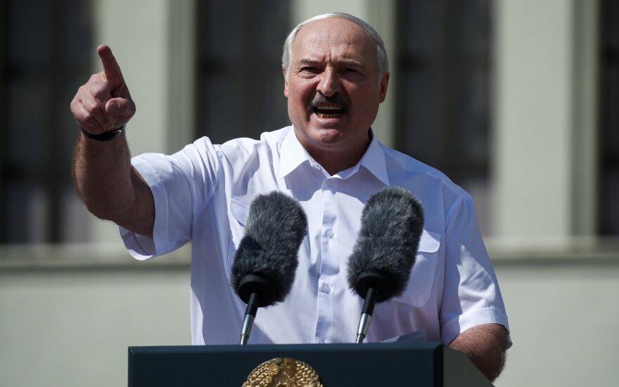 Lukašenka mitinge