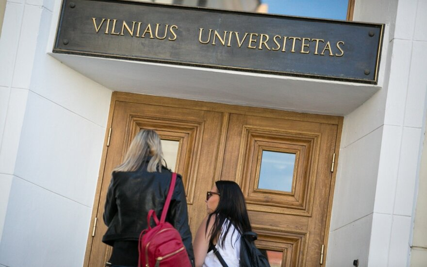 The University of Vilnius