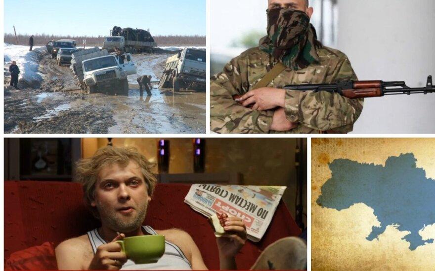 Kreipėsi į Rusijos karius: tiesiog prisipažinkit, kad patinka žudyti