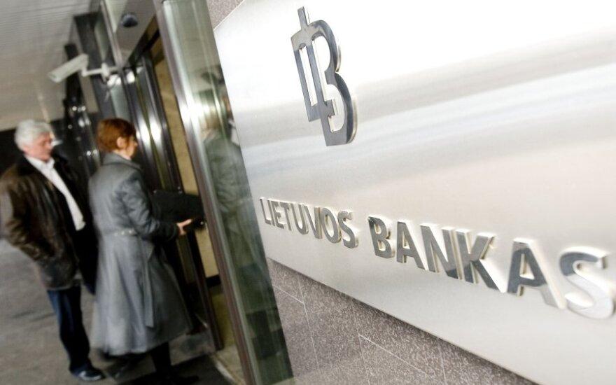 Dviem kredito unijoms – Lietuvos banko sankcijos