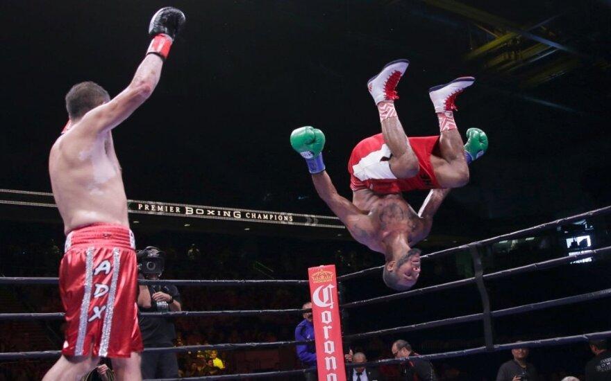 Bokso ringe – intriguojančios patyrusių atletų kovos