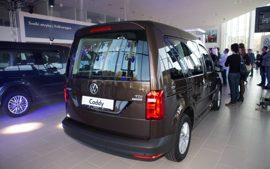 """Volkswagen Caddy"""