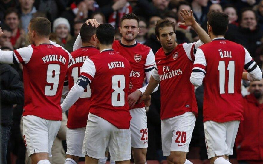 "Londono ""Arsenal"" futbolininkai"