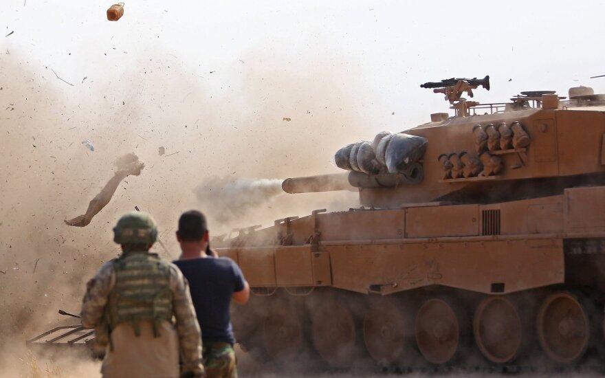 Turkijos pajėgos