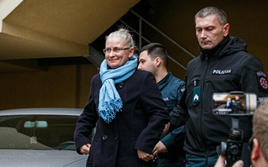Neringa Venckienė Kauno apylinkės teisme