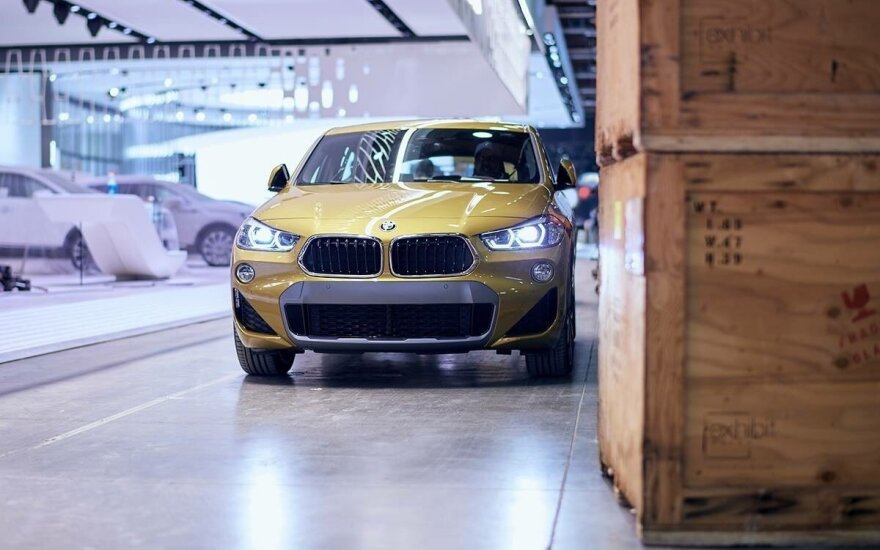 """""""BMW X2"""""""