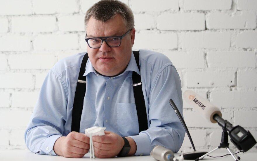 Babarykos štabas reikalauja naujų Baltarusijos prezidento rinkimų