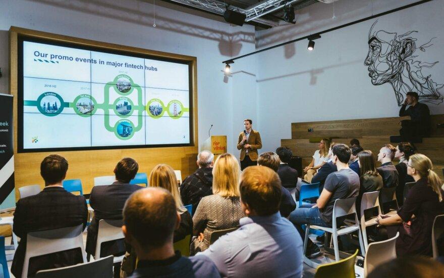 """Rise Vilnius FinTech Week"""
