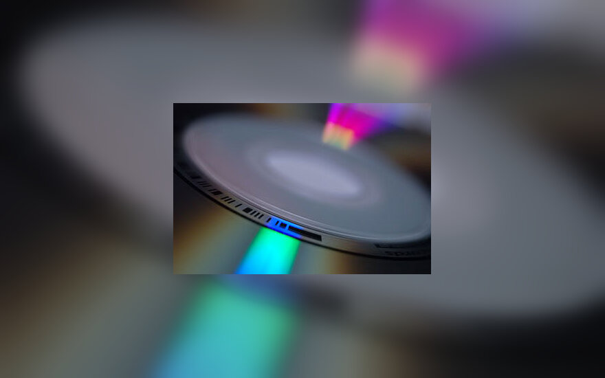 Kompaktinis diskas, DVD