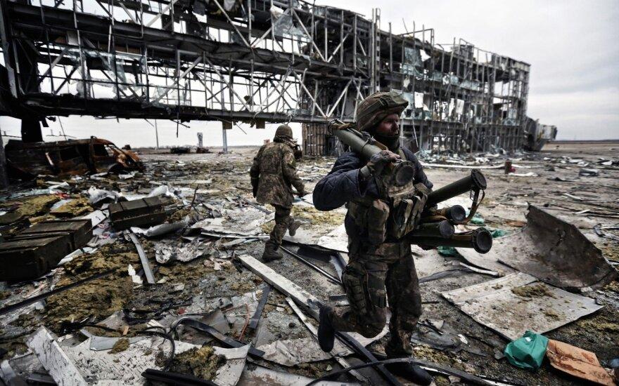 Donecke per sprogdinimą sužeistas aukšto rango separatistų administracijos pareigūnas