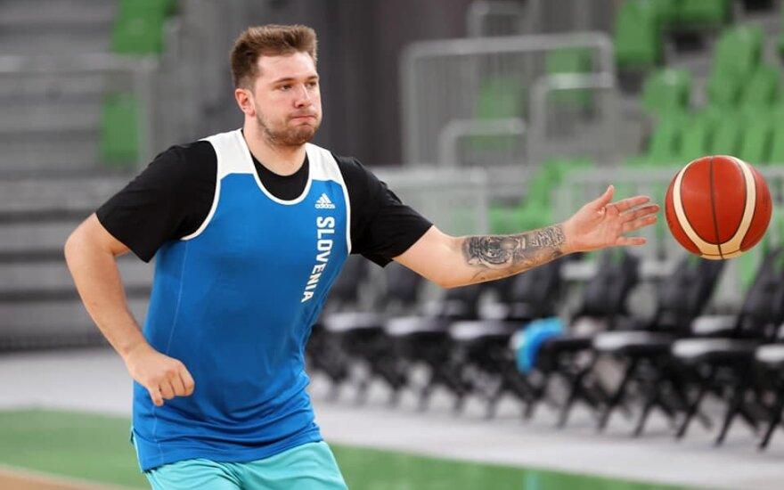 Luka Dončičius (Foto: KZS)