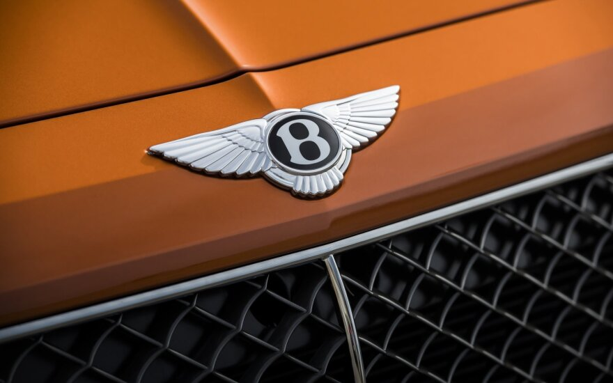 """Bentley Bentayga Speed"""