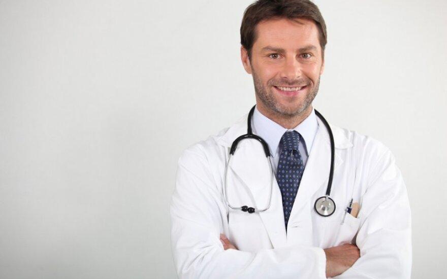 Itin nemaloni liga, kuri vyrams dažnai diagnozuojama per vėlai