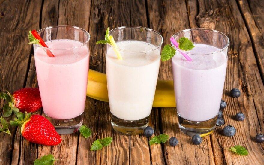 Jogurto dieta: per 3 dienas atsikratykite 2 kg