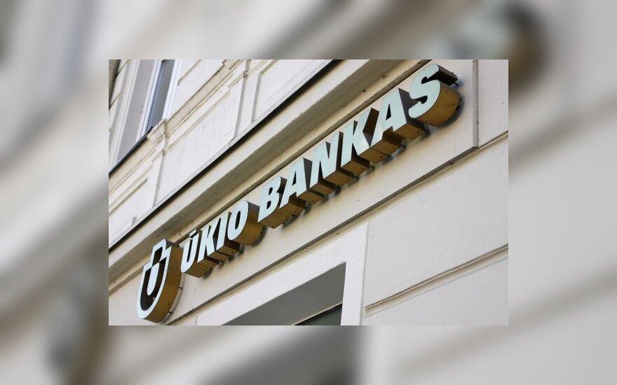 Ūkio bankas pernai patyrė 75 mln. Lt nuostolių