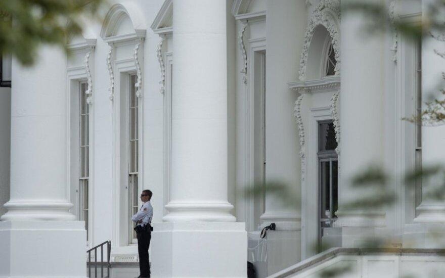 """Pekinas: JAV atsiprašė už """"Kinijos Respublikos"""" klaidą"""