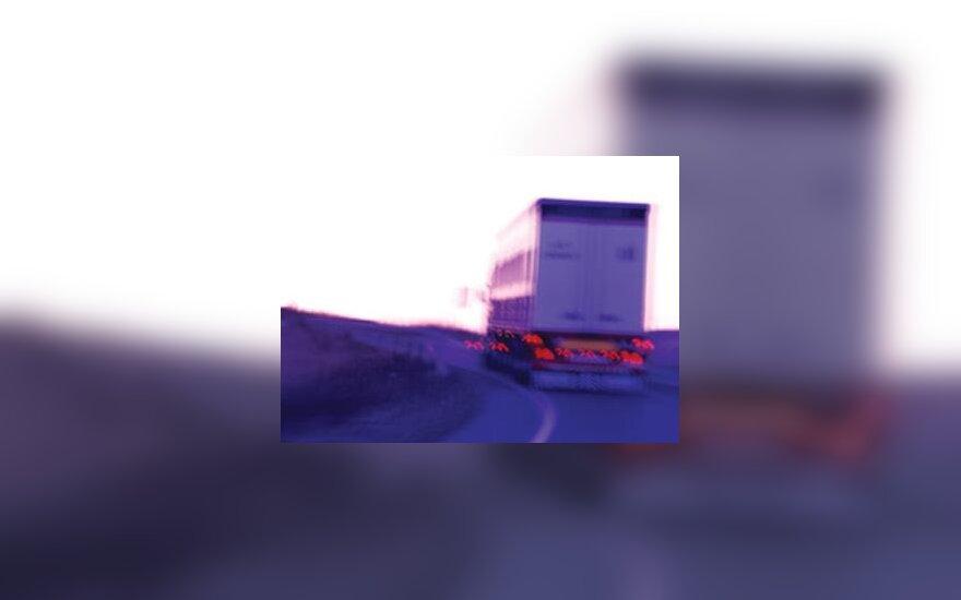 Sunkvežimis, puspriekabė
