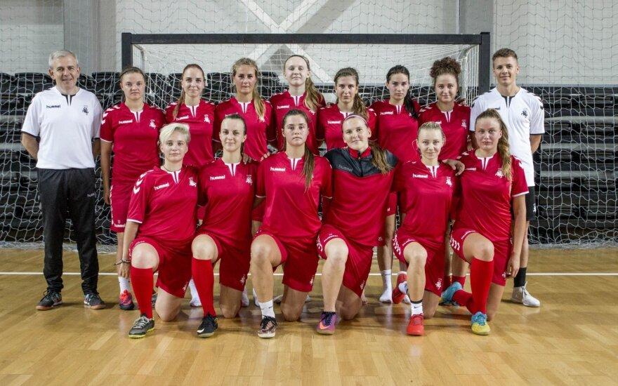 Lietuvos moterų salės futbolo (futsalo) rinktinė