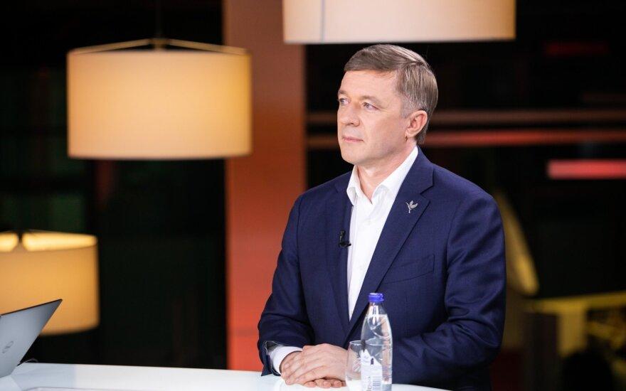 Vyriausybė svarstys Karbauskio projektus dėl LRT