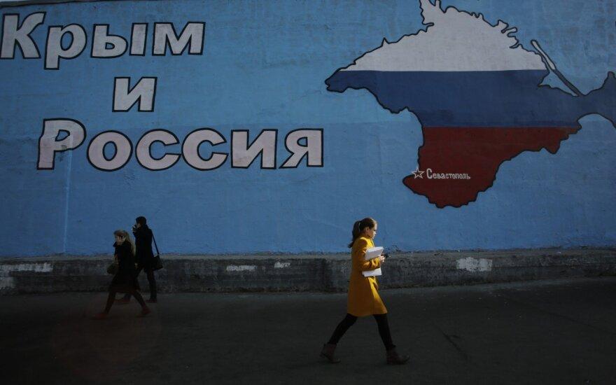Crimea scenario 'will not be repeated in Baltics'