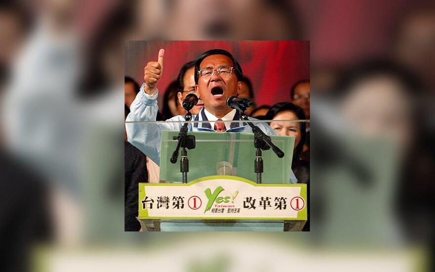 Taivano prezidentas Chen Shui-bianas