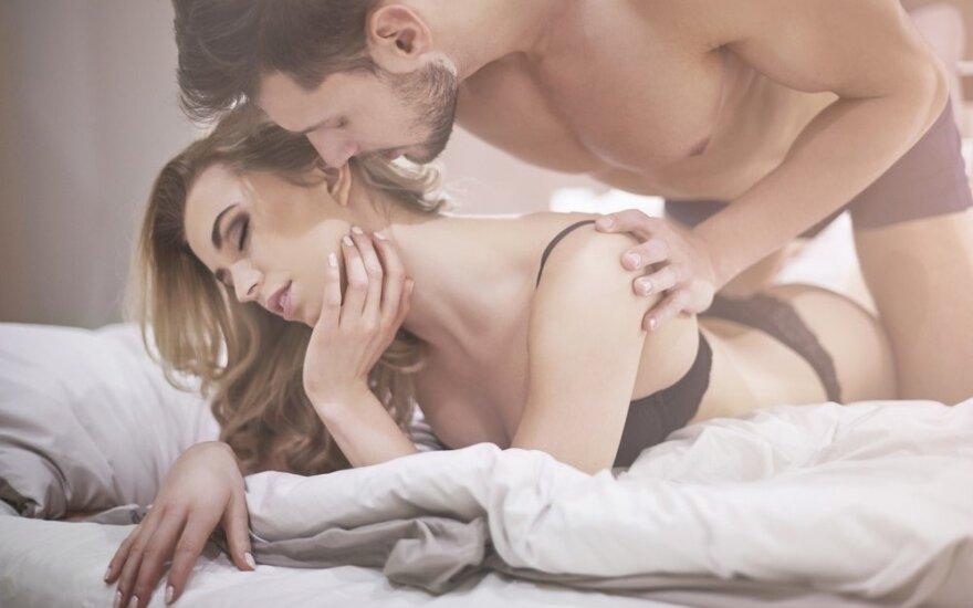 Visa tiesa apie moterų ir vyrų erogenines zonas