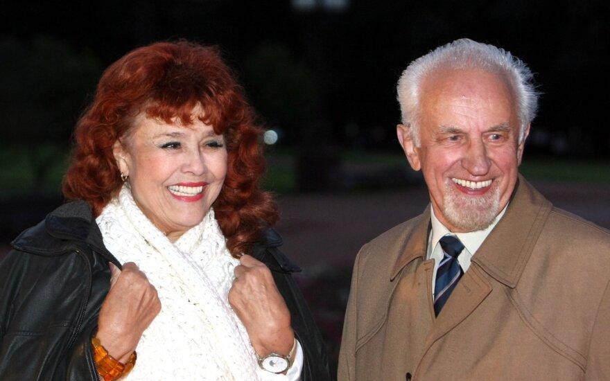 Nelly Paltinienė ir Arvydas Paltinas / Foto: Fotobankas / Kęstutis Vanagas