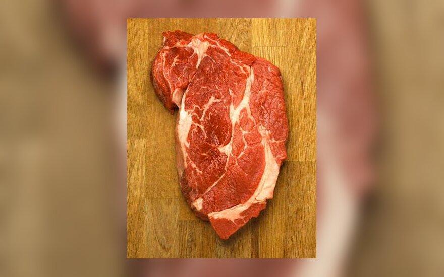 mėsa, kiauliena