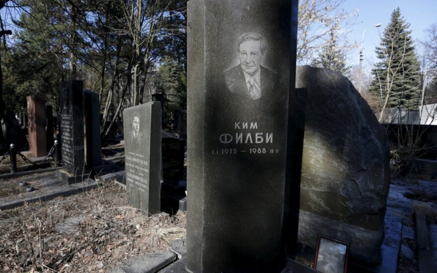 Kimo Philby kapas