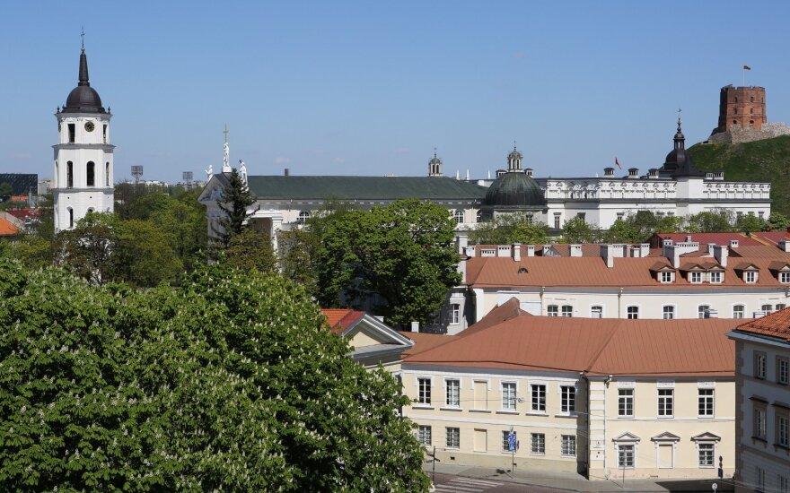 """Vilniaus """"apaštalai"""" – už lietuvių kalbą ir spaudą"""