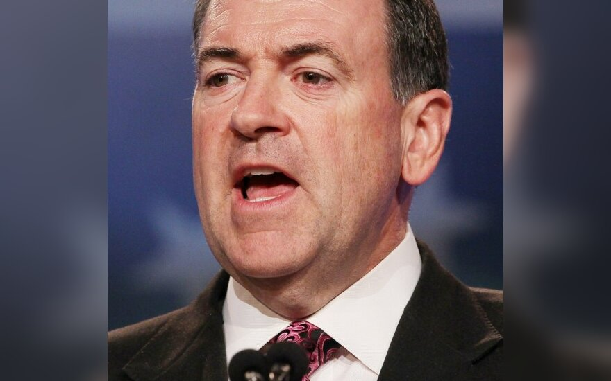 Mike'as Huckabee