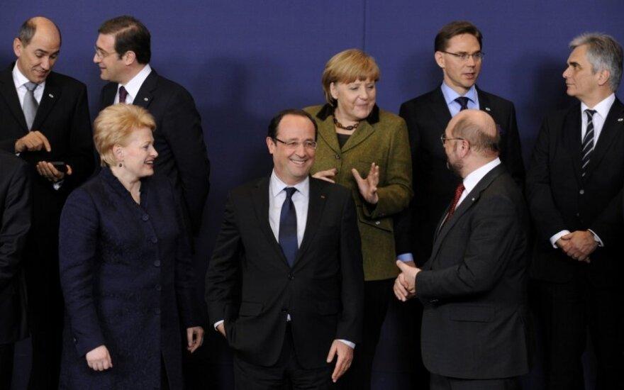Galimas santykių atšilimas tarp Briuselio ir Maskvos jau erzina JAV