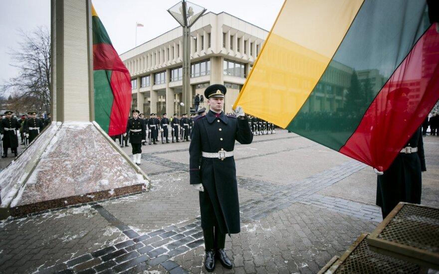 Lietuva 25-ąjį kartą mini Laisvės gynėjų dieną