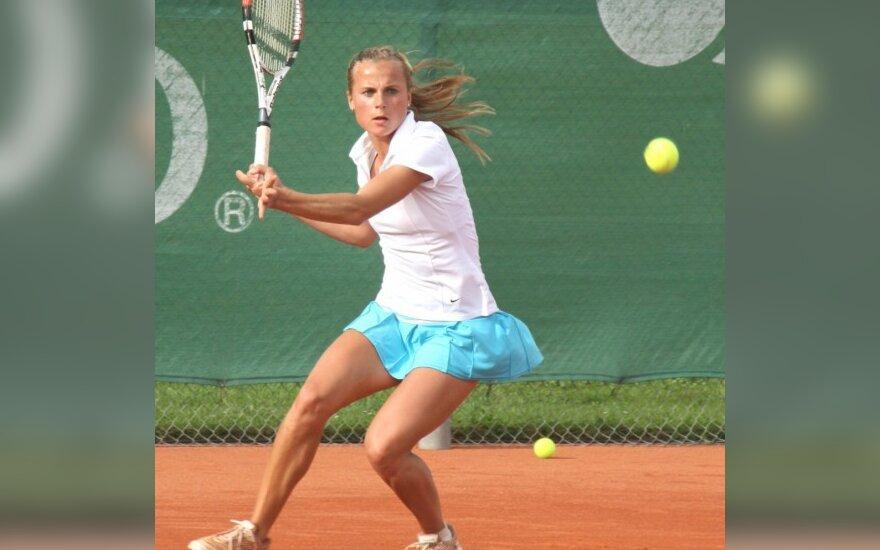 L.Stančiūtė nepateko į ITF serijos teniso turnyro Stokholme finalą