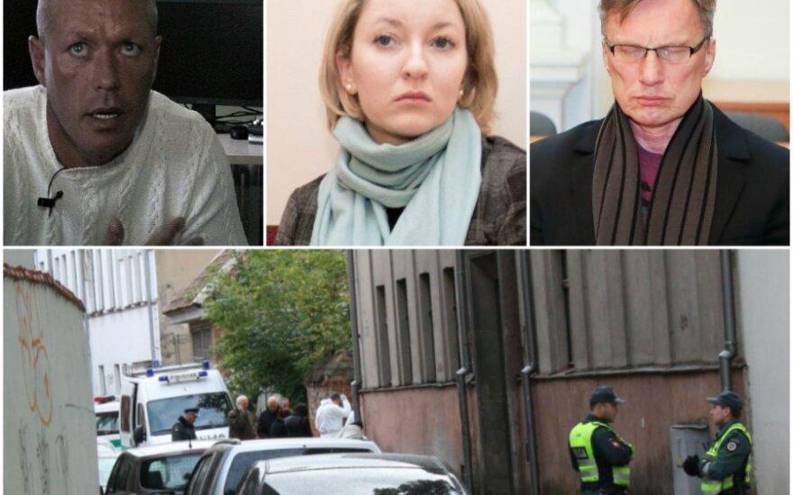 Kauno žudynių byla: regos negalia R. Ivanauskui nepadėjo išvengti atsakomybės