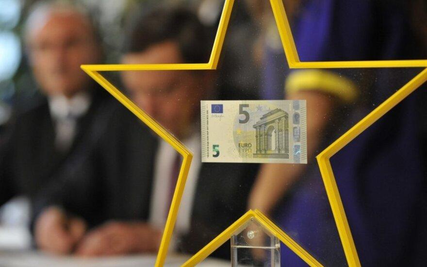 Didžiausia euro įvedimo Lietuvoje baimė